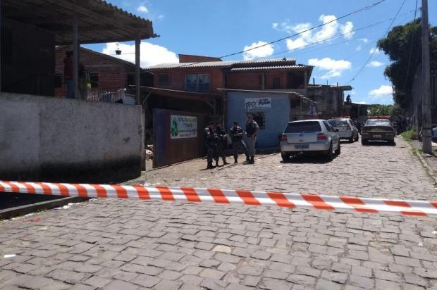 BM confirma quatro mortes em ação no bairro Primeiro de Maio, em Caxias do Sul Mateus Frazão/Agencia RBS