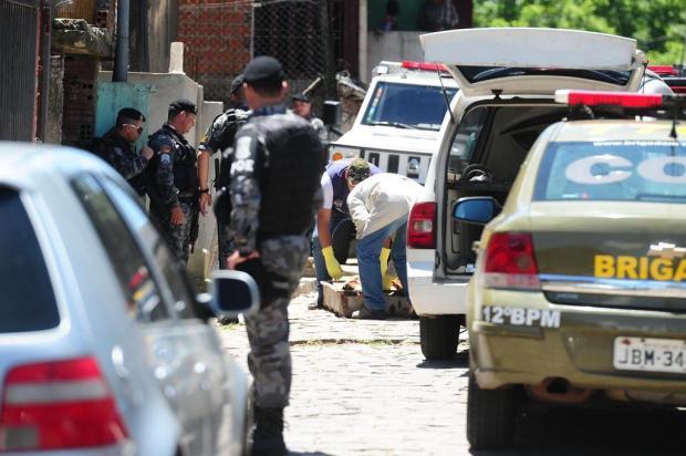 Identificados os quatro mortos em confronto com a Brigada Militar em Caxias do Sul Diogo Sallaberry/Agencia RBS