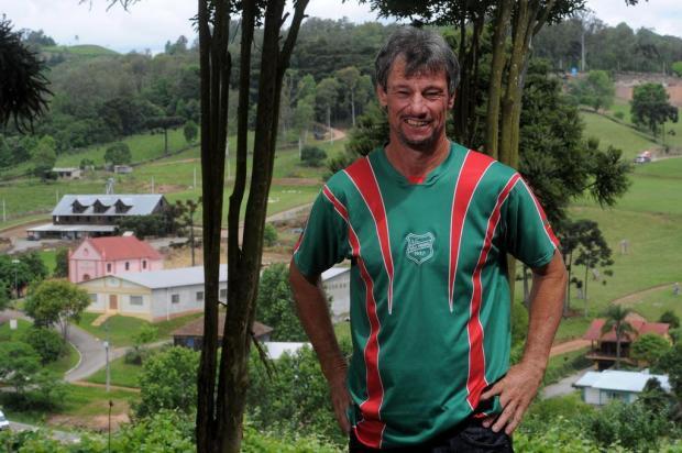 Amadores Futebol Clube: Mauro Morandi tem uma vasta carreira em Bento Gonçalves Marcelo Casagrande/Agencia RBS