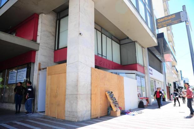 Sala comercial da Fedrizzi, em Caxias, está em obras para receber novo hóspede Porthus Junior/Agencia RBS