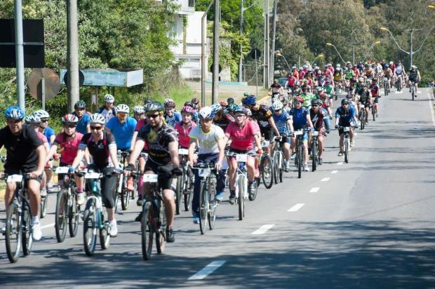 Segunda edição do Pedal Social ocorre neste sábado entre Caxias do Sul e Antônio Prado Julio Soares/Divulgação