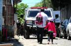 Familiares de suspeitos mortos em confronto com a BM em Caxias dizem que não houve troca de tiros Diogo Sallaberry/Agencia RBS