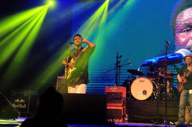 Celebração em dose dupla na abertura do Mississippi Delta Blues Festival 2017 Marcelo Casagrande/Agencia RBS