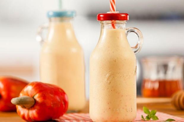 Experimente smoothie de caju com manjericão Nestlé/Divulgação