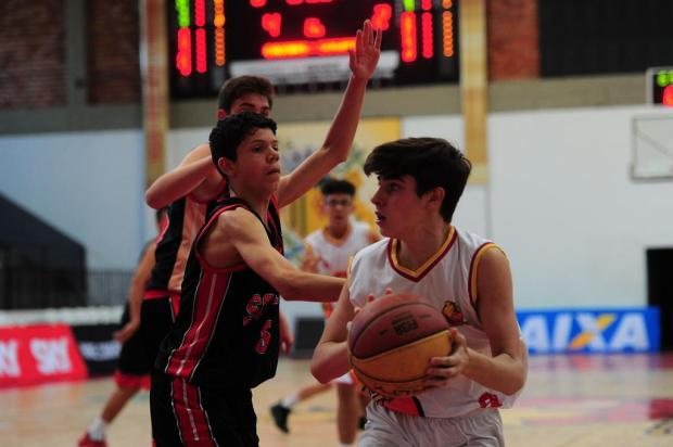 Equipe sub-14 do Caxias do Sul Basquete vence a Sogipa e está na final do Estadual Porthus Junior/Agencia RBS
