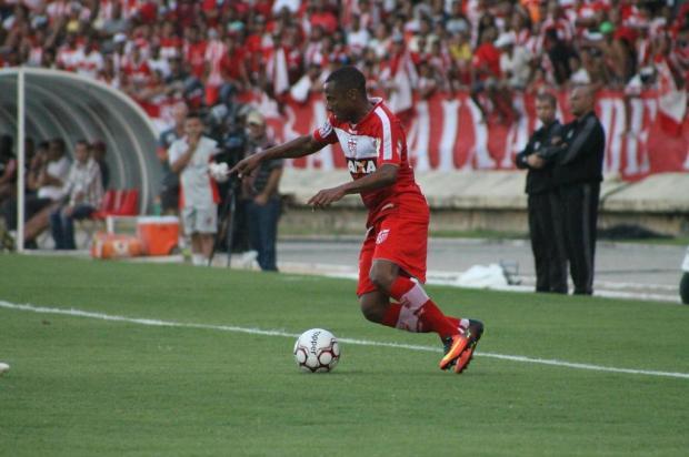 Juventude está acertado com lateral-esquerdo Diego e volante Amaral Douglas Araujo/CRB,Divulgação