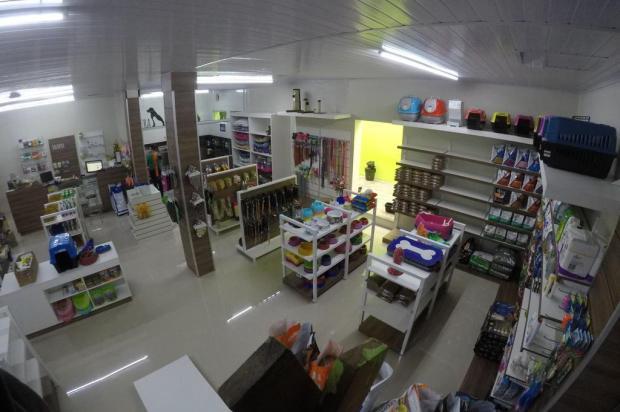 Soldera Pet Shop e Agropecuária reinaugura ampliada no bairro Cruzeiro Luiz Guilherme Romani Soldera/divulgação