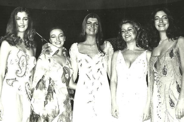 Memória: as soberanas da Festa de 1981 Edson Correa/Divulgação