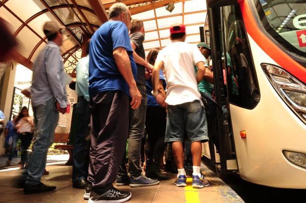 Vereador sugere alterar o dia do passe livre em Caxias do Sul Diogo Sallaberry/Agencia RBS