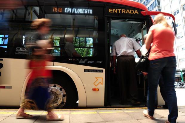 Mudança no passe livre em Caxias do Sul pode representar 100 mil passageiros a mais no dia da gratuidade, diz secretário Diogo Sallaberry/Agencia RBS