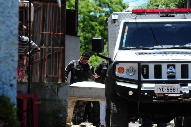"""""""Foi um fato isolado e extremamente malsucedido"""", diz delegado sobre ônibus queimado em Caxias Diogo Sallaberry/Agencia RBS"""