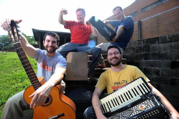3por4: Três iniciativas de Caxias são selecionadas no expressivo edital Natura Musical Felipe Nyland/Agencia RBS
