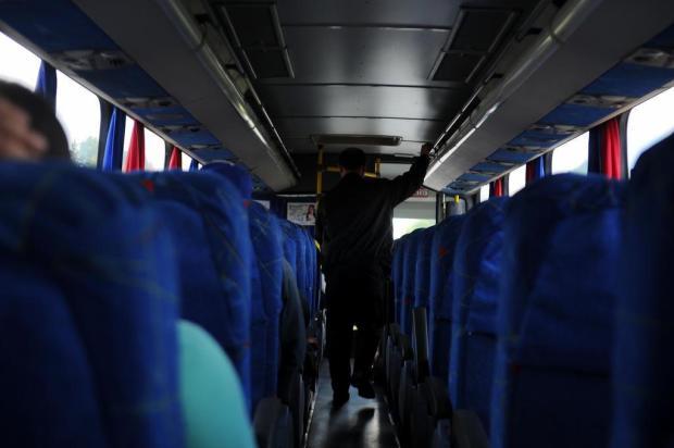 Empresas de transporte intermunicipal relatam rodízio de assaltos nas saídas de Caxias do Sul Felipe Nyland/Agencia RBS