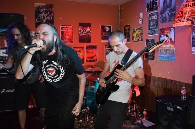 3por4: Banda espanhola Entropiah se apresenta em Caxias nesta quinta Divulgação/Divulgação