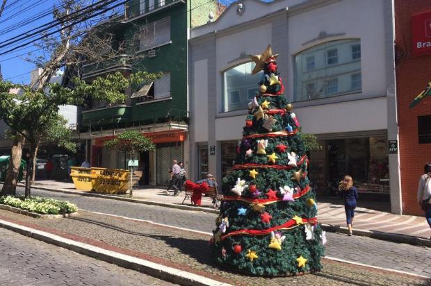 Natal ainda tímido Suelen Mapelli/Agência RBS