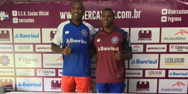 Lateral-esquerdo Julinho projeta grandes objetivos no Caxias Cristiano Daros / Agência RBS/Agência RBS