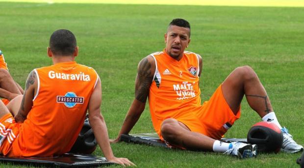 Zagueiro Antônio Carlos é oferecido para o Juventude Nelson Perez / Fluminense/Divulgação/Fluminense/Divulgação
