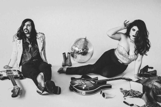 Duo canadense Les Deuxluxes se apresenta em Caxias nesta sexta John Londoño/Divulgação