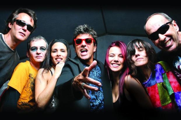 3por4: Banda Blitz vai se apresentar em Garibaldi Blitz/Divulgação
