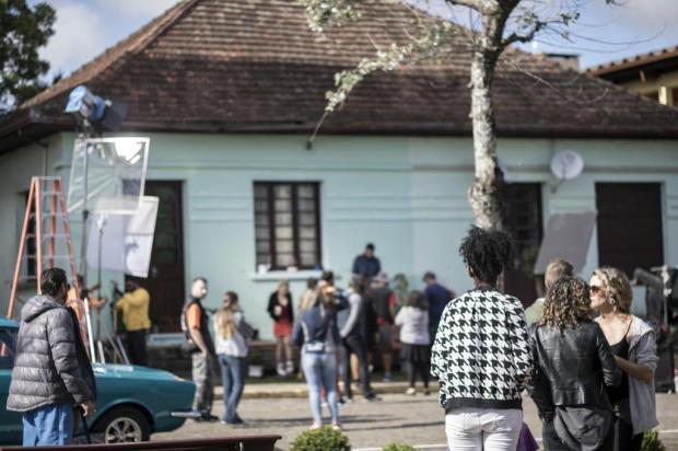 """3por4: Santa Tereza é cenário para gravações do longa """"O Último Jogo"""" Tuane Eggers/Divulgação"""