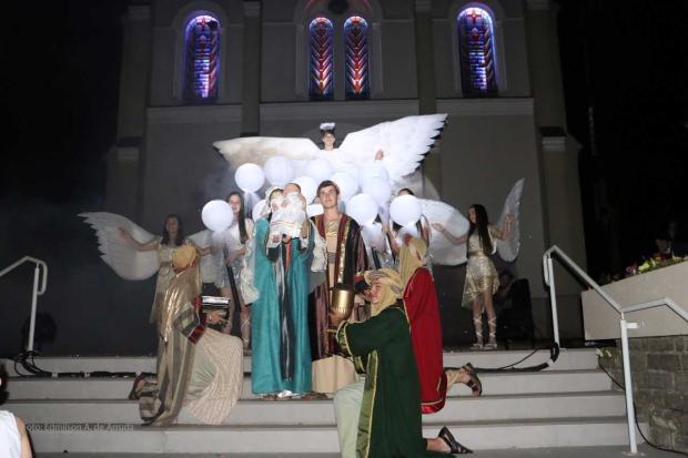 Nova Milano, em Farroupilha, recebe programação natalina nesta sexta-feira divulgação / divulgação/divulgação