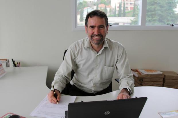 Morre aos 55 anos Osvaldo Casares Pinto, reitor do IFRS IFRS/IFRS