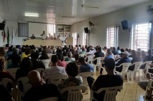 Corte de verbas do Financiarte volta à pauta em assembleia da UAB, em Caxias Cecília Pozza/divulgação