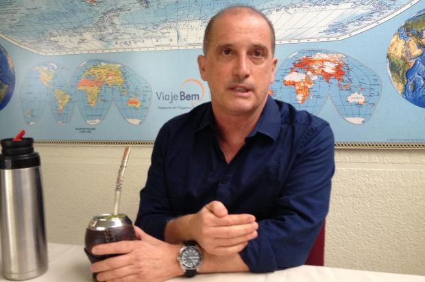 Fundo de apoio ao vinho será administrado de forma paritária entre governo e setor, afirma Onyx André Tajes/Agência RBS
