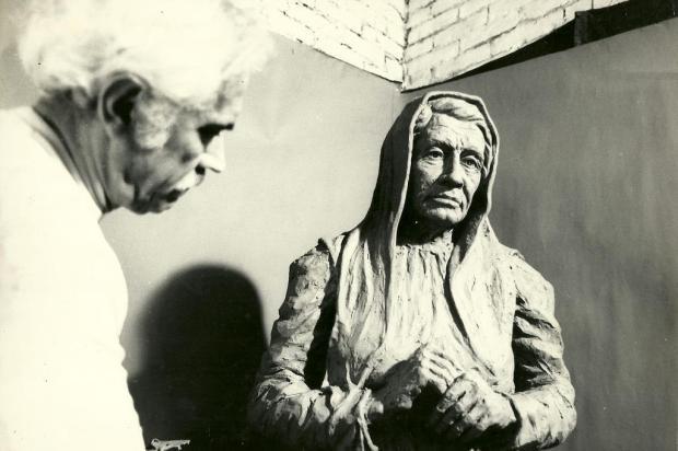 Memória: 40 anos do monumento a Anna Rech Acervo pessoal Valter Susin/Divulgação