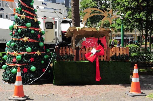 Sem verba, decoração de Natal encolhe em Caxias do Sul Marcelo Casagrande/Agencia RBS