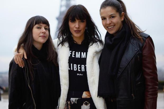 3por4: Grife farroupilhense fotografa campanha em Paris Maurizio Pighizzini/Divulgação
