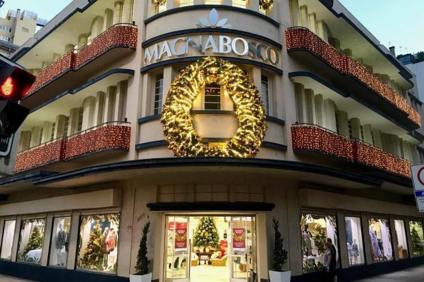 Natal do Magnabosco revive passado com criatividade Shaiane Silveira/Divulgação