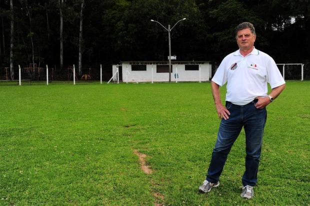 Amadores Futebol Clube: conheça Pedro Pistorello do São Cristóvão Marcelo Casagrande/Agencia RBS