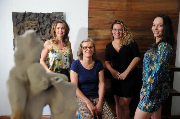 """Exposição """"SOU"""" reúne obras de quatro artistas caxienses neste sábado, em Caxias Felipe Nyland/Agencia RBS"""