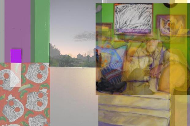 """Exposição """"Caracolada"""", de Antonio Maciel, abre neste sábado, em Caxias Antônio Maciel/Reprodução"""