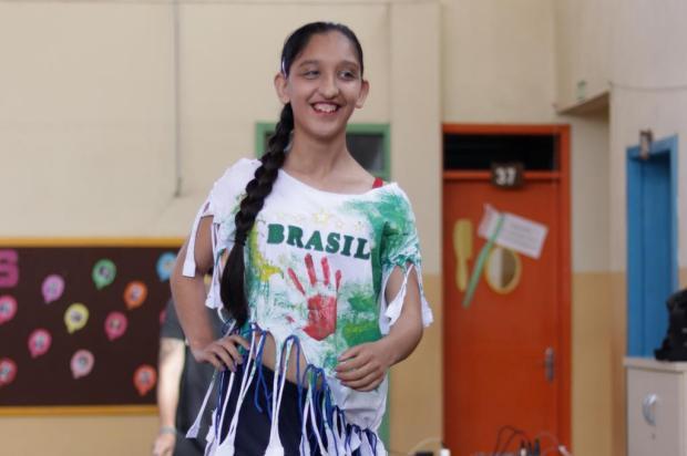 3por4: Desfile inclusivo foi uma das atividades do Festival Especial Jéssica Drew/Divulgação