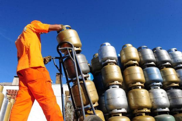Revendas de gás de Caxias represam reajustes Roni Rigon/Agencia RBS