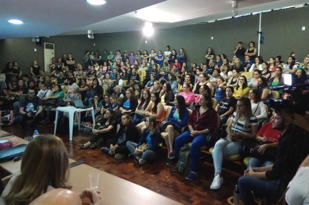 Professores de escolinhas conveniadas com a prefeitura decidem por encerramento de greve em Caxias Lucas Demeda/Agência RBS