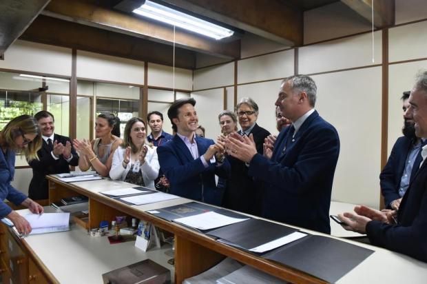 Projetos oficializam corte de cargos em comissão na prefeitura de Caxias do Sul Mateus Argenta/Reprodução