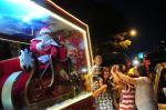 Caravana de Natal emociona Caxias do Sul