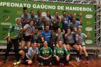 Equipe feminina da Apahand/UCS conquista o oitavo título gaúcho adulto FGHB/Divulgação