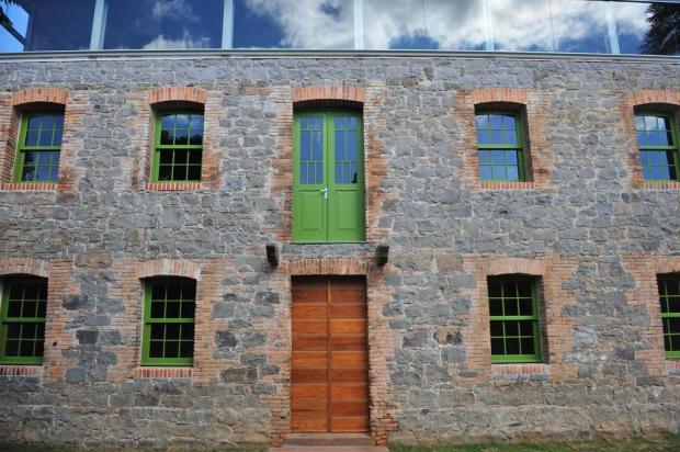 Construído em 1898, Casarão dos Veronese, em Flores da Cunha, será entregue reformado na sexta-feira gabriel lain/Divulgação