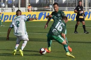 Juventude perde por 1 a 0 para o Palmeiras e é eliminado da Copa Ipiranga /