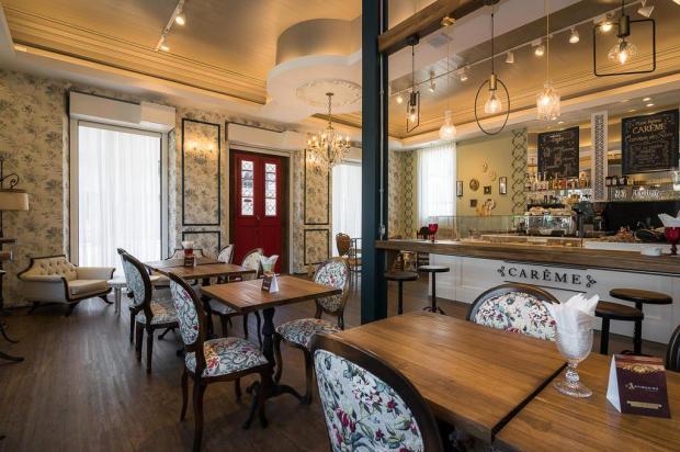 Café e confeitaria abre as portas em Caxias tendo como destaque a sobremesa francesa éclair Fábio Grison/divulgação