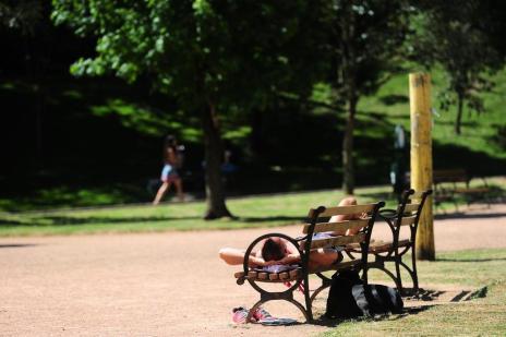 Verão deve ser mais quente e seco em Caxias (Porthus Junior/Agencia RBS)