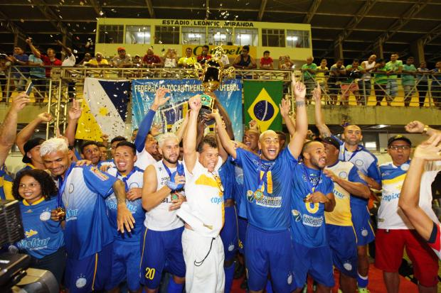 Adversário do Ju na Copa do Brasil, Interporto-TO prevê jogo difícil Lia Mara / Jornal do Tocantins/Jornal do Tocantins