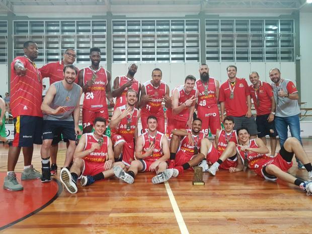 Com tranquilidade, Caxias Basquete conquista o Estadual Marcus Tonin / Caxias Basquete, Divulgação/Caxias Basquete, Divulgação