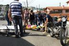 Criança é atropelada por motociclista na BR-116, em Caxias PRF/Divulgação