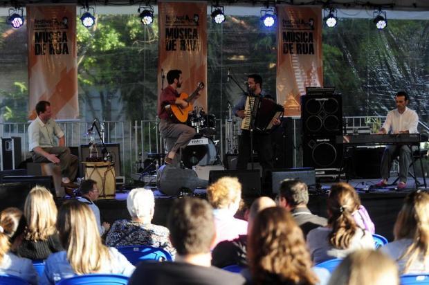 Festival Brasileiro de Música de Rua será na segunda quinzena de março Marcelo Casagrande/Agencia RBS