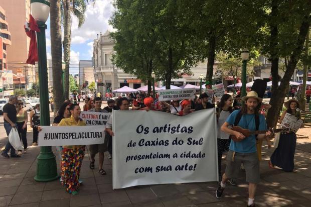 Liminar suspende efeito de artigo de lei do Financiarte, de Caxias do Sul, que fixa percentual de investimento Diego Adami/Agência RBS